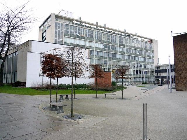 Ellison Building, University of Northumbria