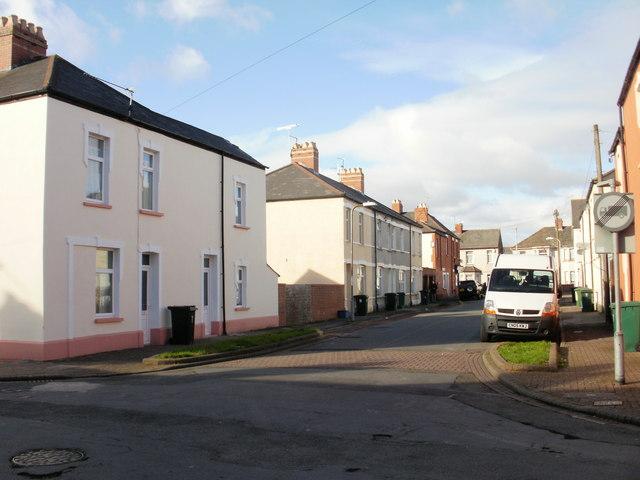 Slade Street, Newport