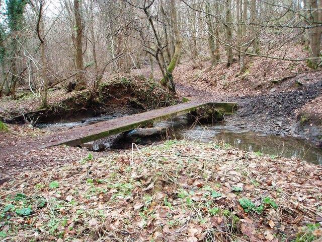 Bridge over Valley Burn
