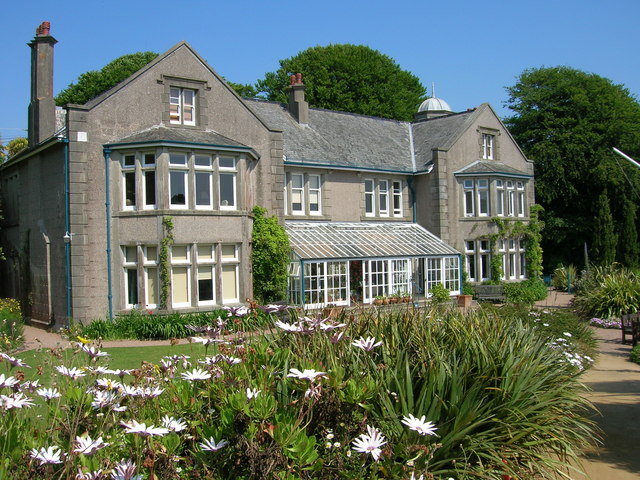 Overbecks House, near Salcombe