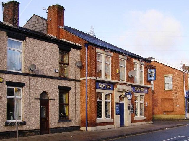 New Inn, Radcliffe