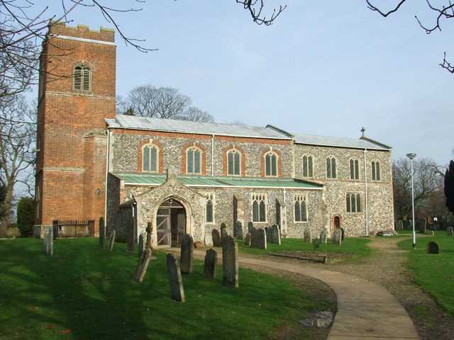 St. Mary And St. Margaret Sprowston