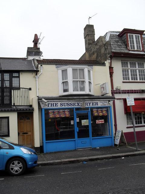 The Sussex Fryer in West Street
