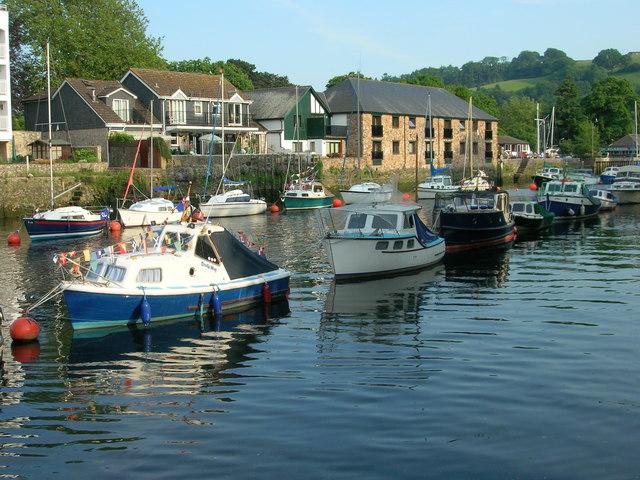 River Dart, Totnes