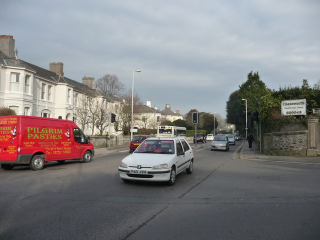 Plymouth : Mannamead Road