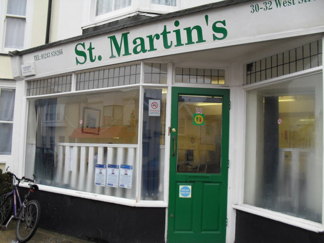 St Martin's in West Street