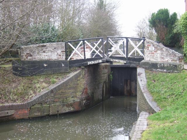 Stratford Canal - Bridge 32