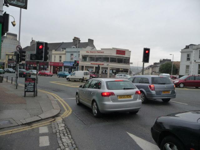 Plymouth : Mutley Plain