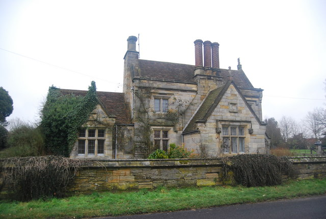 Lodge at the Entrance to Penshurst Place Estate