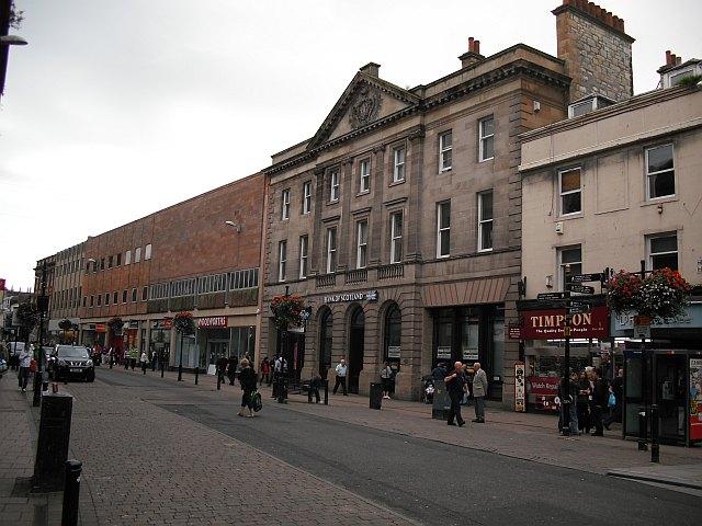 Ayr High Street