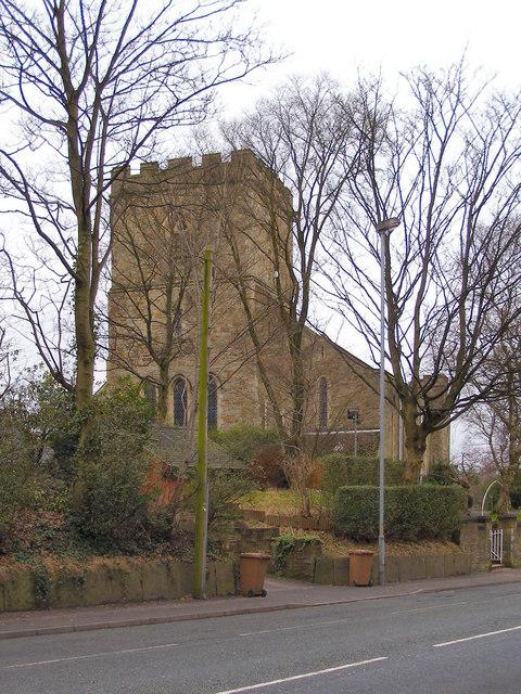 Saint Aidan's Parish Church