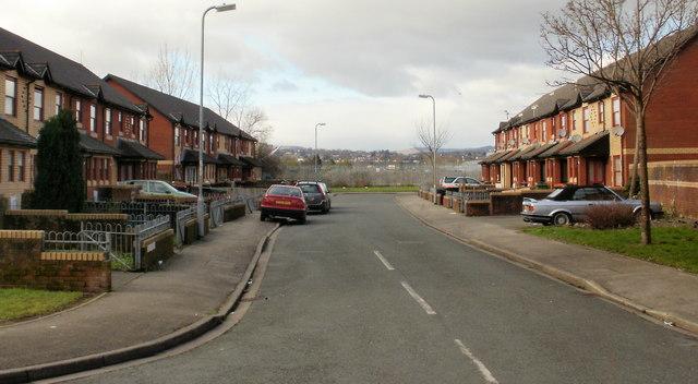 Ludlow Close, Newport