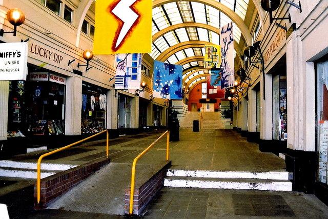 Douglas - Harris Promenade - The Arcade