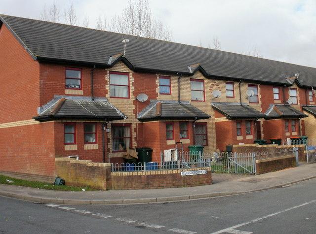 Fleetwood Close, Newport