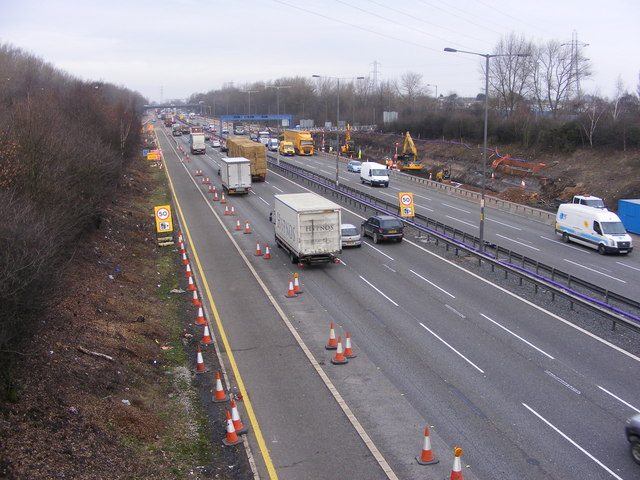 M6 View North
