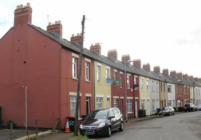 Liscombe Street, Newport