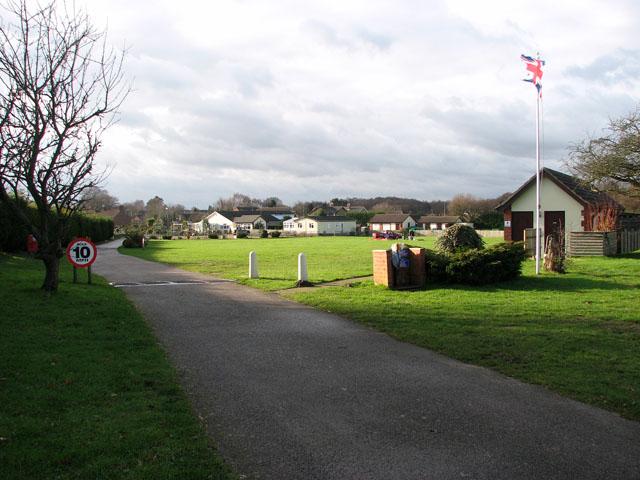 Rose Farm touring park