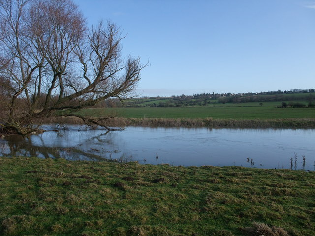 The Welland south of Kilthorpe Grange