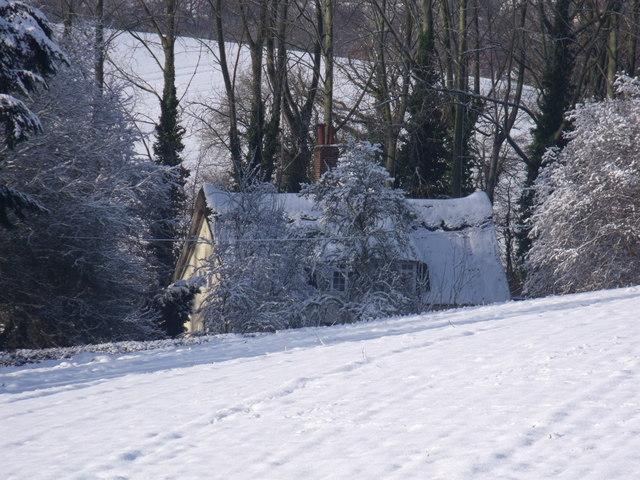 Cottage, Bucklers Bridge, Chattisham