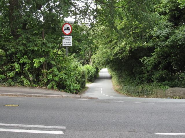 Moor Lane, Hawarden