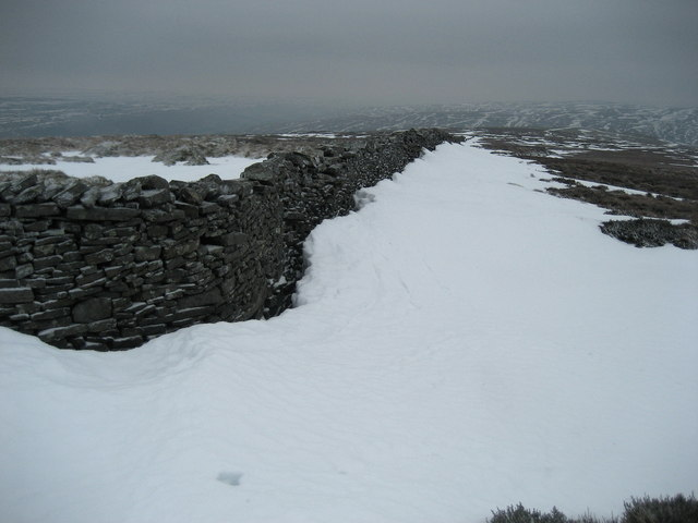 Winter on Scoska Moor