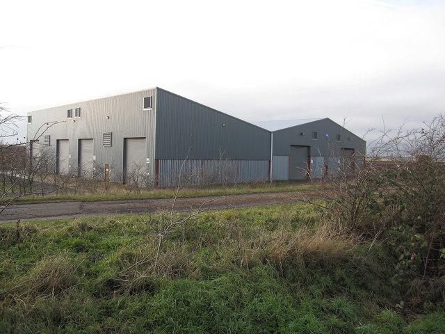 Mount Pleasant Farm warehouse