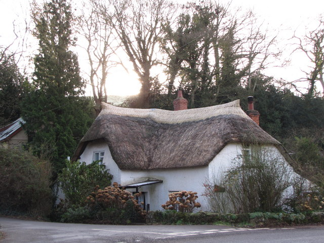 Thatched Cottage, Lower Roadwater
