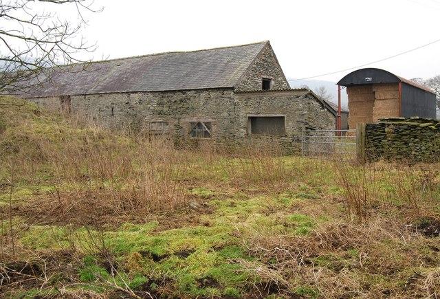 Old buildings - modern straw bales
