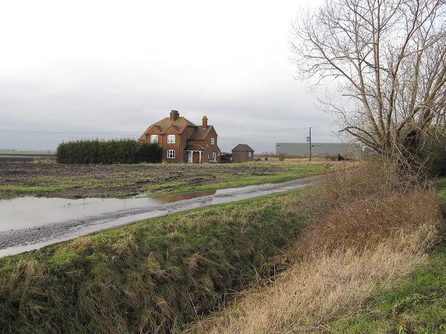 House by Mount Pleasant Farm