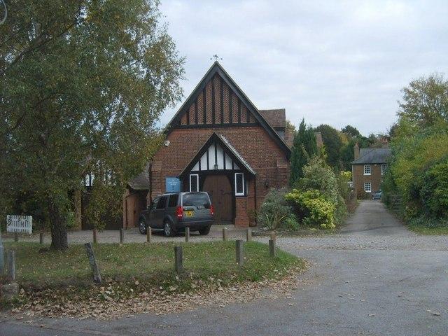 Keston Church