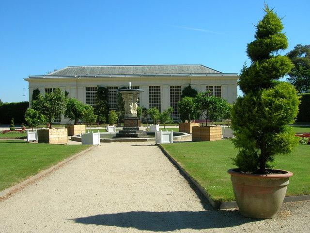 The Orangery, Mount Edgcumbe House Gardens