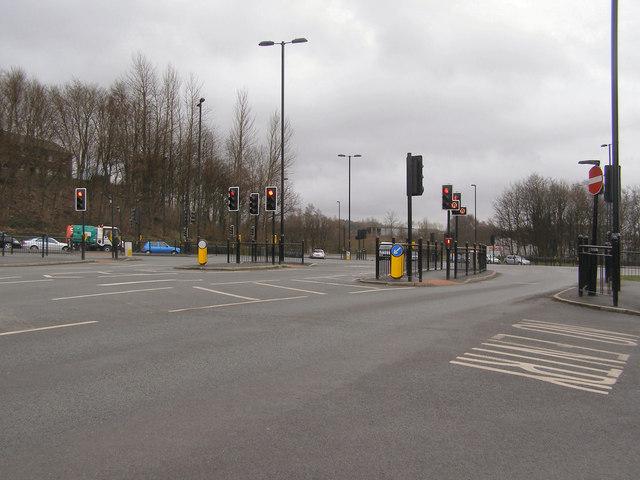 Crossroads at Sudden