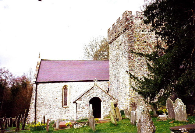 St. Illtyd's, Ilston, Gower