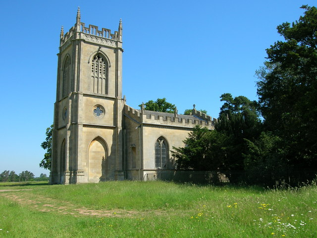 Croome D'Abitot Church