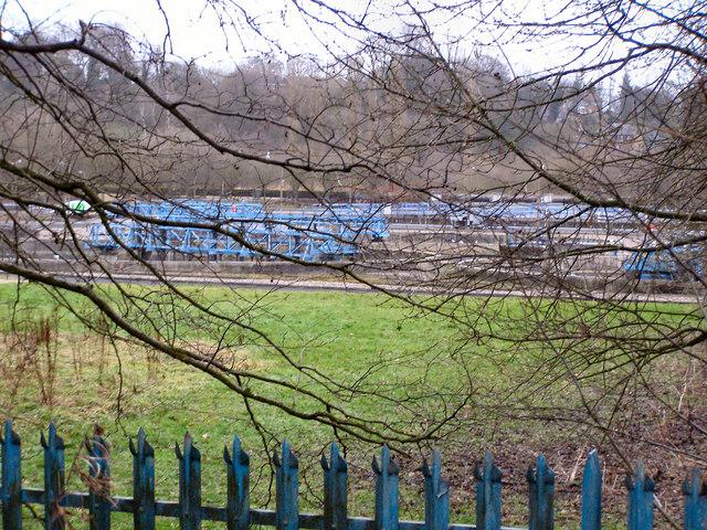 Rochdale Sewage Works