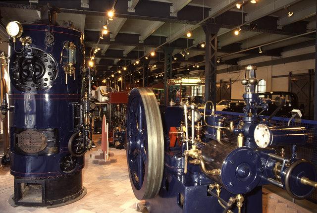 The original Swansea Industrial & Maritime Museum