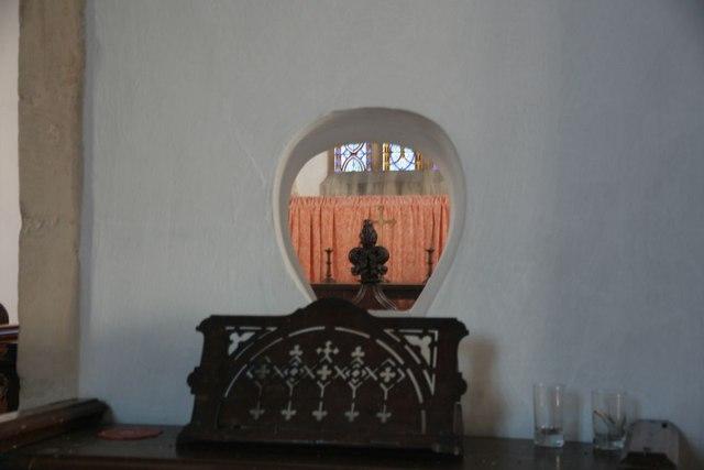 Organist's view