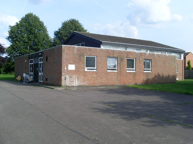 Telephone Exchange, Woodcote, Oxon (1)