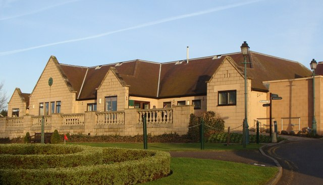 The Pavilion, Breadsall Priory Hotel