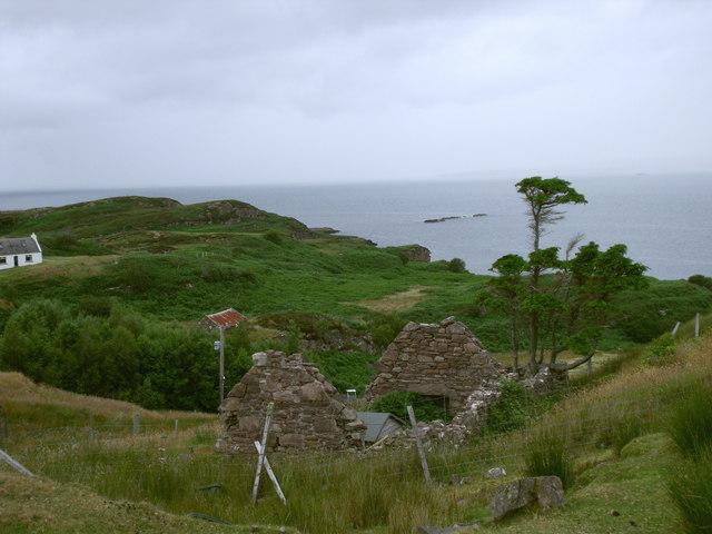 Loch Torridon, seen from Fearnmore
