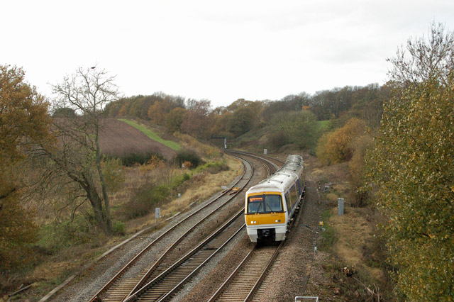 The railway at Hatton bank (6)