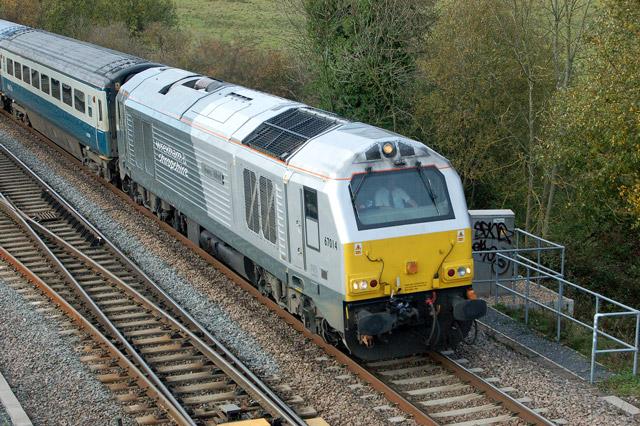 The railway at Hatton bank (7)