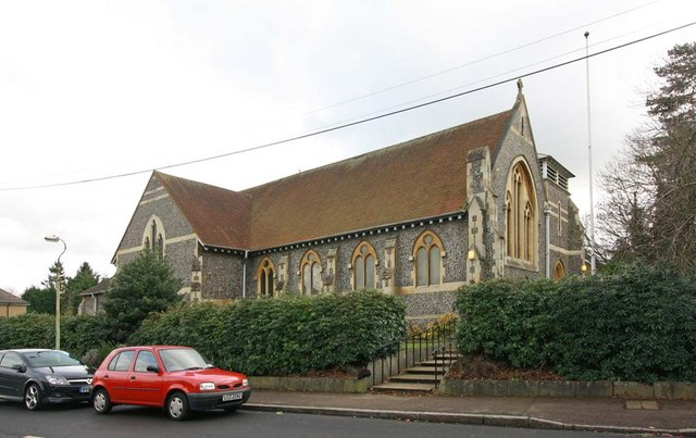 Christ Church, Little Heath (Potters Bar), Herts
