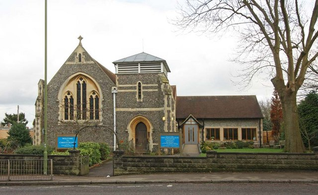 Christ Church, Little Heath (Potters Bar), Herts