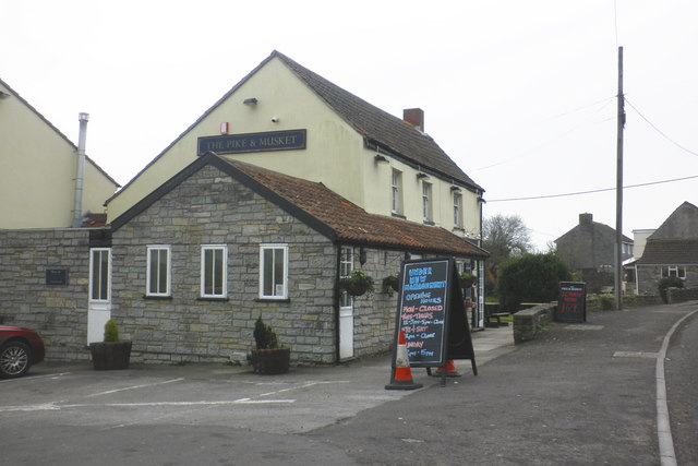 The Pike and Musket, Walton