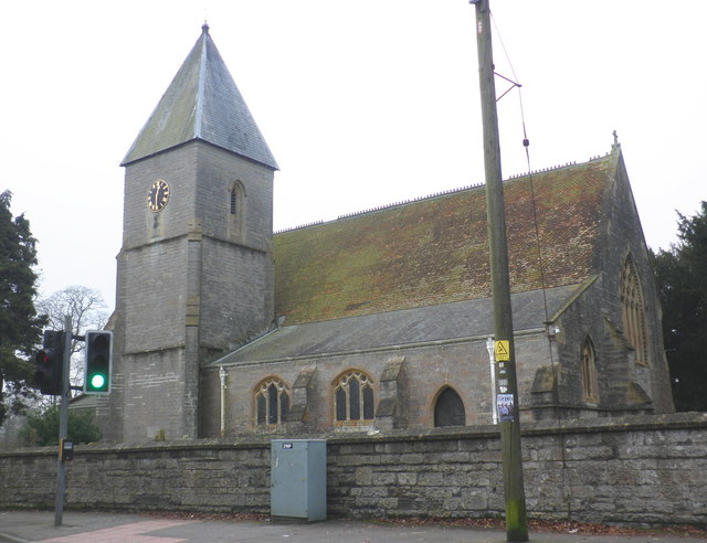 Holy Trinity Church, Walton