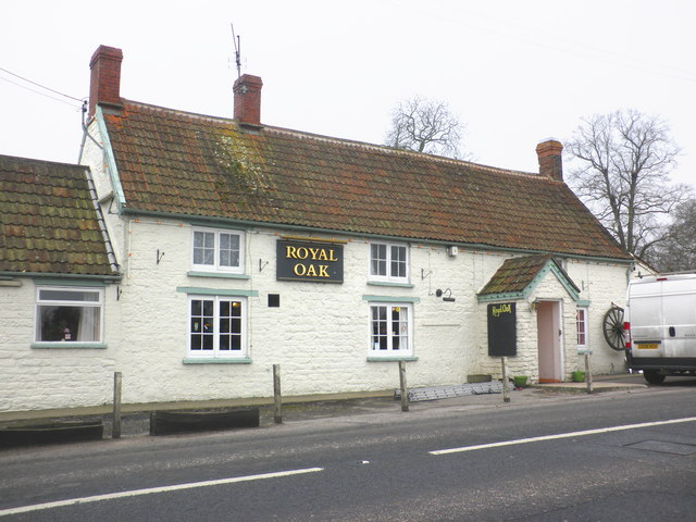 The Royal Oak, Main                         Street, Walton