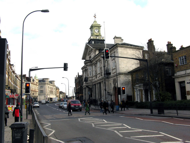 Deptford Town Hall, New Cross