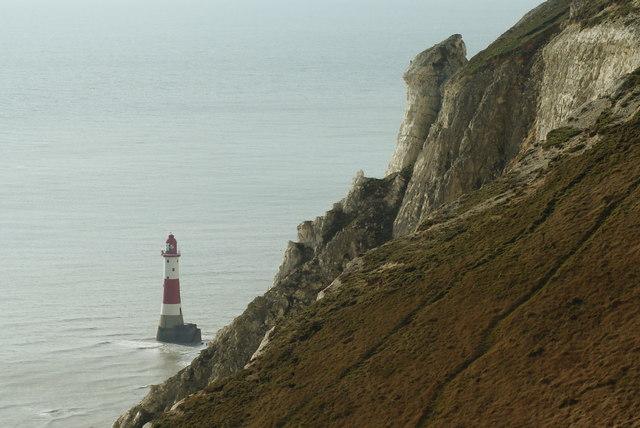 Cliffs at Beachy Head