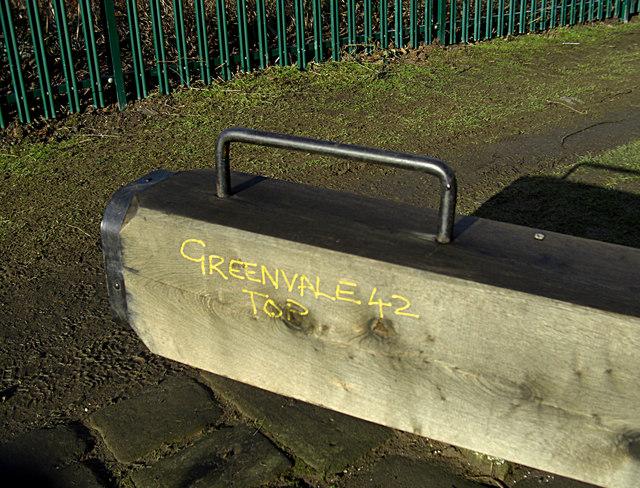 Greenvale Top Lock no 42 Rochdale Canal